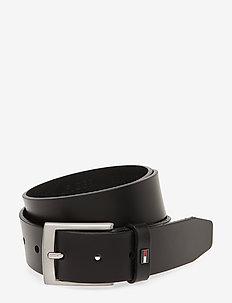 ADAN LEATHER 3.5 - klassiske belter - black