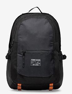 TJM URBAN TECH BACKP - plecaki - black