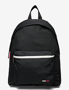 TJM COOL CITY BACKPACK NYL - BLACK