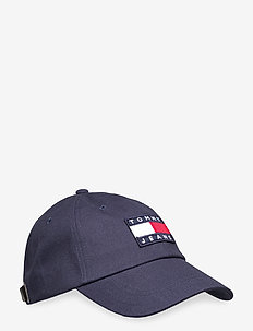 TJM HERITAGE CAP - caps - black iris