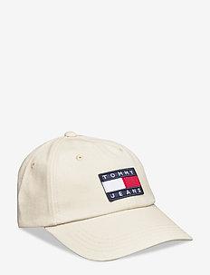 TJM HERITAGE CAP - kasketter - desert tan