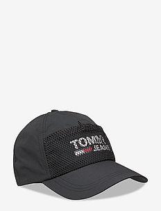 TJM COOL CITY CAP - BLACK
