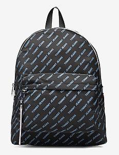 TJM LOGO TAPE BACKPA - plecaki - print reflective