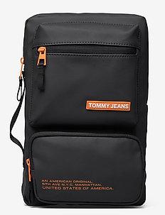 TJM TECH ITEM CROSSB - shoulder bags - black