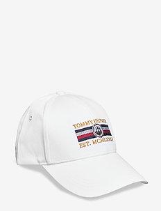 SEASONAL ICON CAP  EST. - WHITE