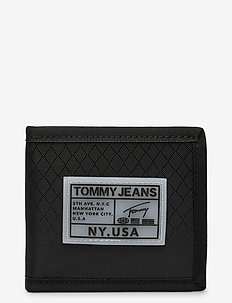 TJM COLLEGE CC & COIN POCKET - klassiske punge - black