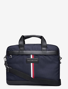 UPTOWN NYLON COMPUTER BAG - computertasker - sky captain