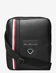 TH METROPOLITAN REPORTER - shoulder bags - black