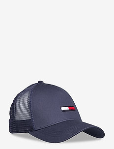 TJM TRUCKER FLAG CAP - kasketter - twilight navy