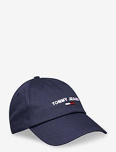 TJM SPORT CAP - caps - twilight navy