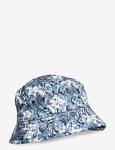 FLAG BUCKET HAT REVERSIBLE - bucket hats - sky captain