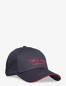 TH SIGNATURE CAP - casquettes - sky captain