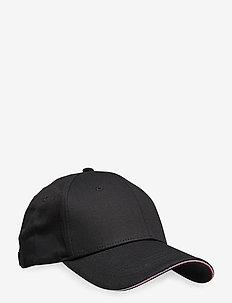 ELEVATED CORPORATE CAP - casquettes - black