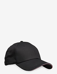 ELEVATED CORPORATE CAP - czapki - black