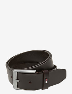 ADAN LEATHER 3.5 - belts - testa di moro