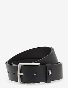 CASUAL LEATHER 3.5 GIFTBOX - belts - black