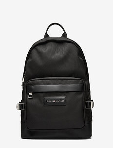 UPTOWN NYLON BACKPACK - reput - black 660-910