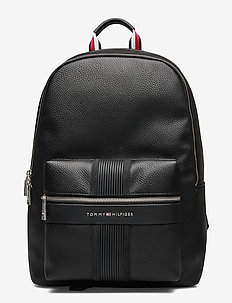 TH DOWNTOWN BACKPACK - ryggsekker - black
