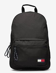 TOMMY BACKPACK - backpacks - black