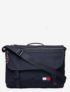 TOMMY MESSENGER - laptop bags - desert sky