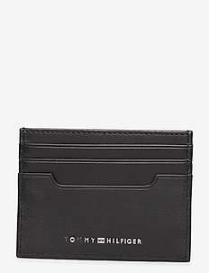 TH METRO CC HOLDER - kaarthouder - black