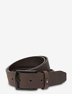DENTON SUEDE 3.5 - ceintures classiques - testa di moro
