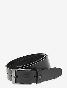 LAYTON LEATHER 3.5 - skärp - black