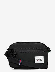 TJM URBAN ESSENTIALS CROSSOVR - väskor - black