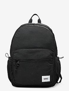 TJM URBAN ESSENTIALS BACKPACK - väskor - black