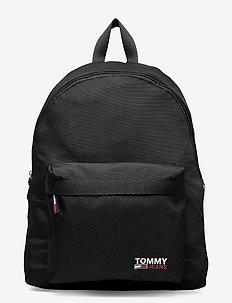 TJM CAMPUS DOME BACKPACK - väskor - black