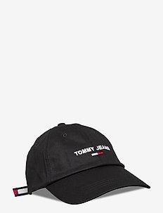TJM SPORT CAP - kasketter - black
