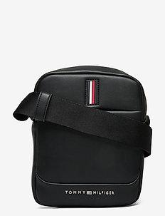 TH METRO MINI REPORTER - shoulder bags - black