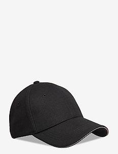 ELEVATED CORPORATE CAP - caps - black