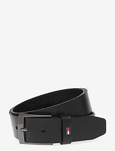 ADAN LEATHER 3.5 - ceintures classiques - black