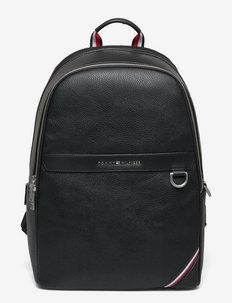 TH DOWNTOWN BACKPACK - sacs à dos - black