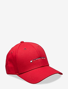 TS CORE BASIC CAP, 1 - TOMMY RED