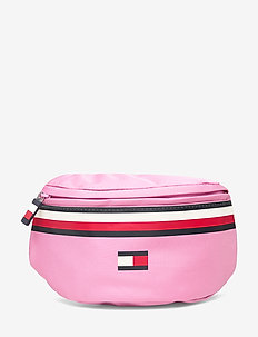 SMU KIDS FLAG BUMBAG - totes & small bags - cashmere rose