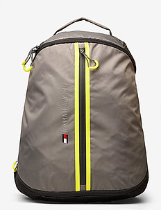 TS ICON BACKPACK - ryggsekker - grey mix