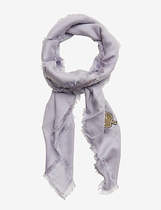 TOMMY PATCHES SCARF - szaliki i chusty - eventide