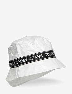 TJW LOGO TAPE BUCKET - WHITE PAPER