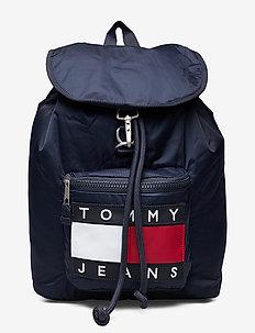 TJW HERITAGE BACKPAC - backpacks - black iris