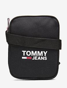 TJW COOL CITY COMPAC - sacs à bandoulière - black