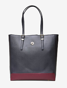 HONEY WORKBAG CB - fashion shoppers - tommy navy mix