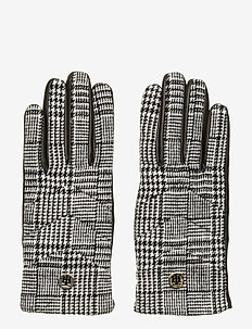 TH LEATHER GLOVES PO - hansker - pow