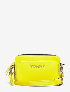 TH CORPORATE CAMERA - shoulder bags - hyper yellow