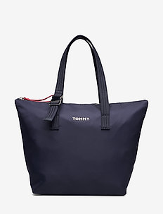 TH NYLON TOTE - fashion shoppers - corporate