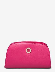 CLASSIC SAFFIANO WASHCASE - torby kosmetyczne - bright jewel