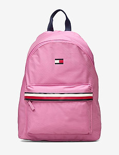 SMU KIDS FLAG BACKPA - sacs a dos - cashmere rose