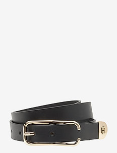 NEW BUCKLE BELT 2.5 - bælter - black