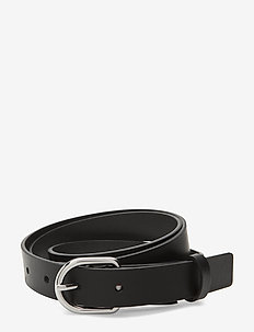 CORPORATE BELT 2.5 - belts - black